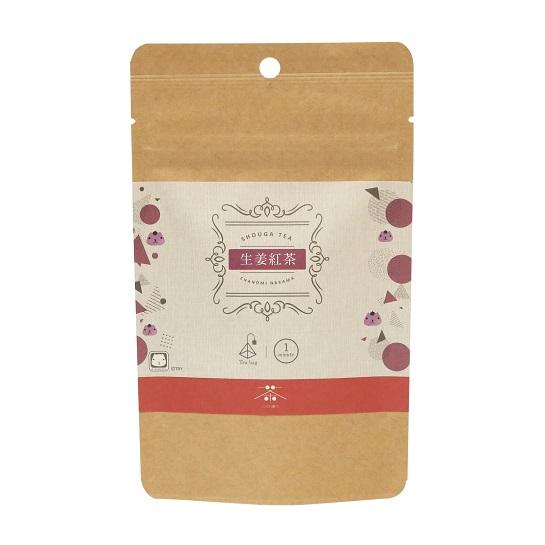カピバラさんのルイボスティー/生姜紅茶/袋茶ごぼう茶